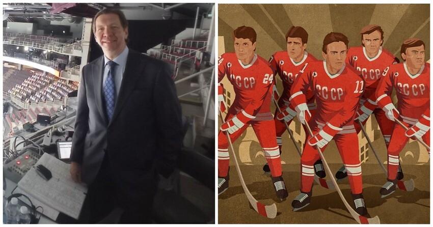 """Канадский эксперт назвал """"мифом"""" успехи советских хоккеистов"""