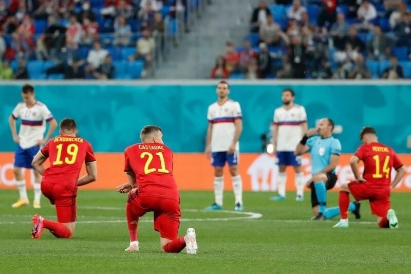 Сборная России установила антирекорд в истории чемпионатов Европы