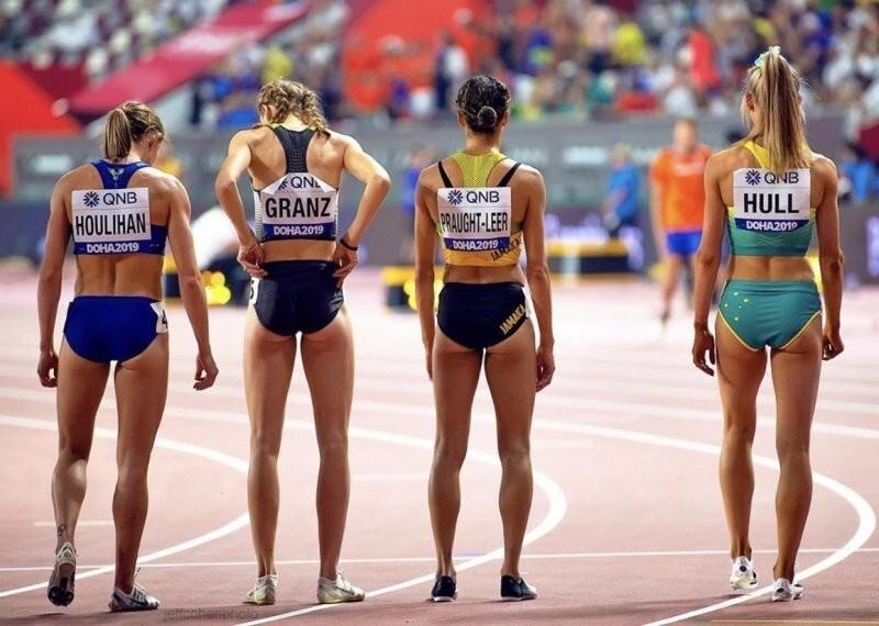 Американскую бегунью отстранили на 4 года за допинг, но она винит во всем свиное буррито