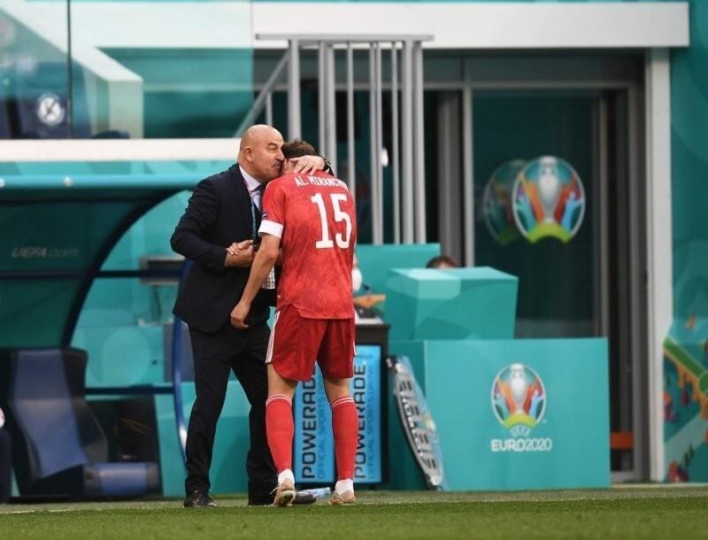 Стали известны потенциальные соперники России в 1/8 финала в случае попадания в плей-офф чемпионата Европы