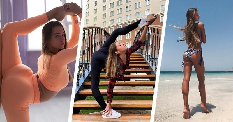 Как они гнутся: самые эффектные российские гимнастки последних лет