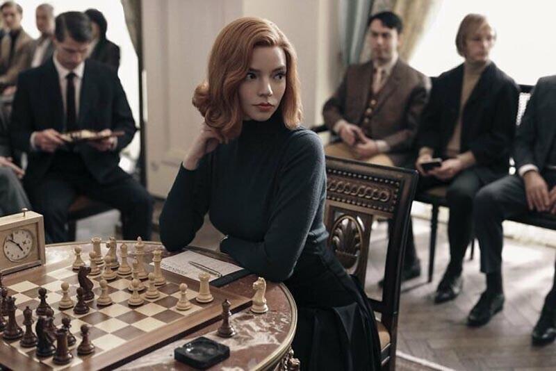 Александра Ботез провела незабываемое шахматное шоу на Манхэттене