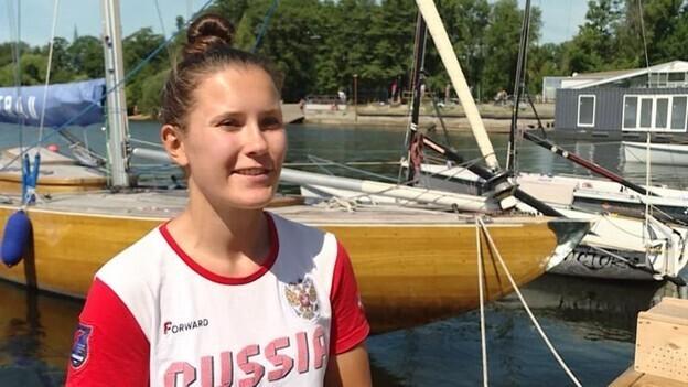 """Открывшаяся в 2017 году школа парусного спорта """"Крестовский остров"""" уже готовит будущих олимпийских"""
