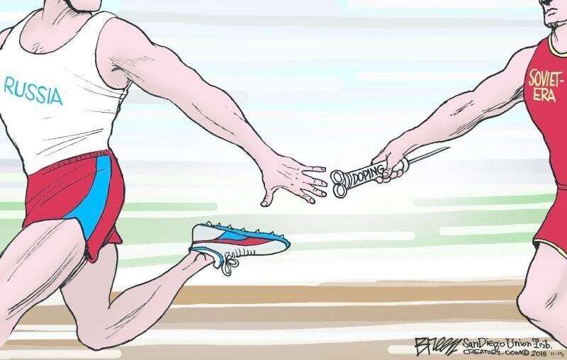 Президент WADA заявил, что российская история с допингом закончилась