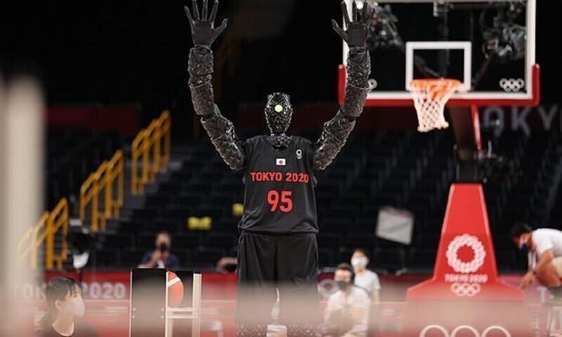 Робот отлично показал себя на Олимпиаде в Токио