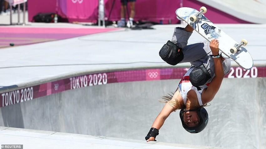 13-летняя британка стала самой молодой олимпийской медалисткой в истории страны