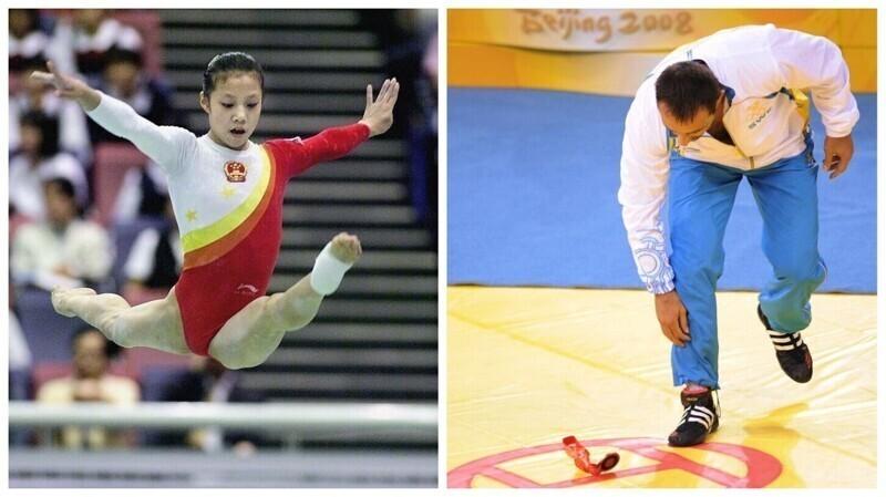 19 случаев, когда олимпийские спортсмены лишились своих медалей