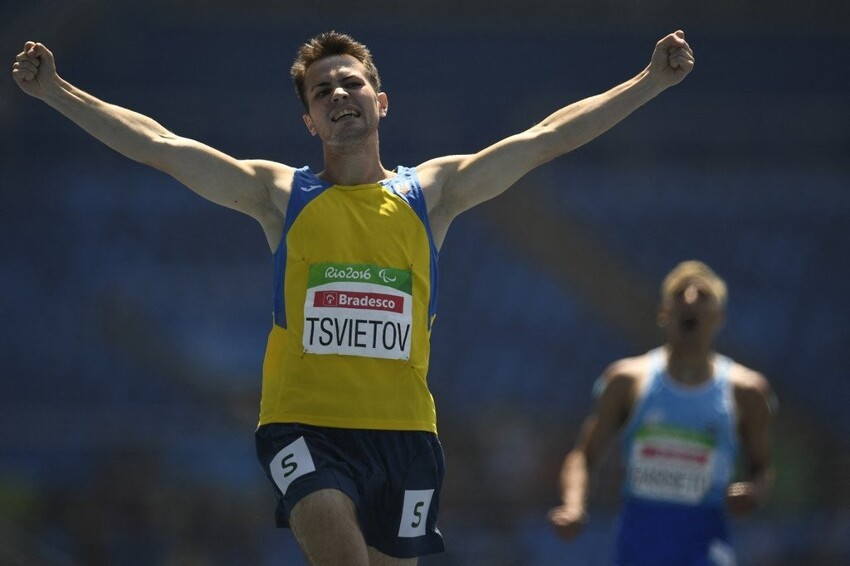 Украинский паралимпиец объяснил отказ от фото со спортсменами из России