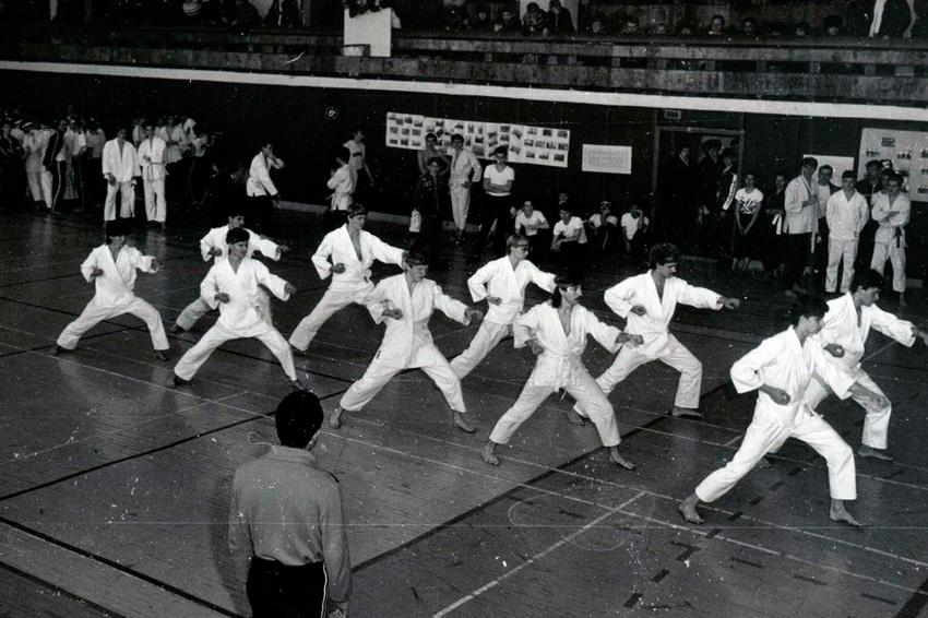 Почему в СССР было запрещено каратэ?