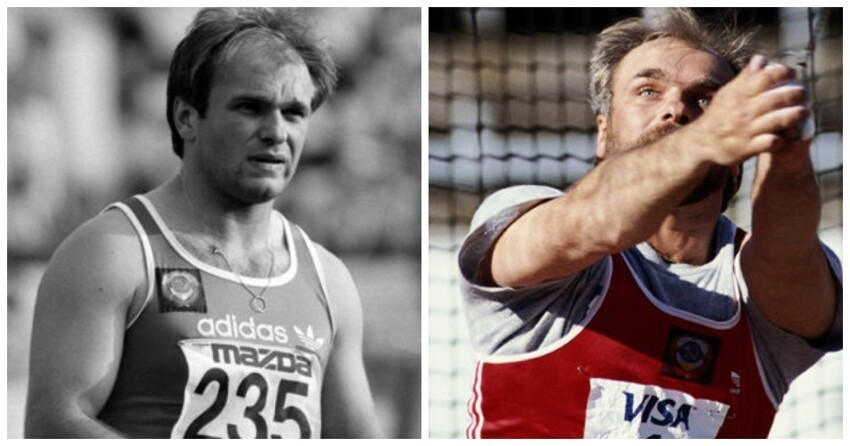 Умер легендарный советский легкоатлет Юрий Седых, чей мировой рекорд держится уже 35 лет